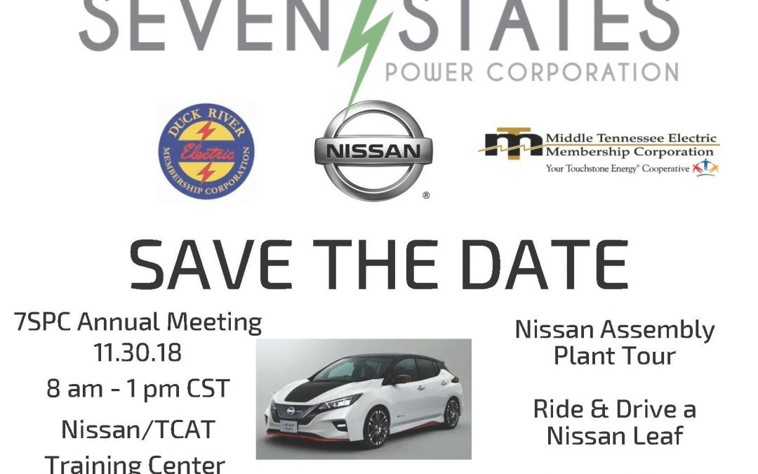 Seven States Power Corp. Annual Meeting
